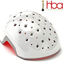 Theradome EVO LH40 - Medical Grade Laser Hair Growth Helmet - FDA Cleared for Men & Women. Promotes Hair Regrowth and Prevents Further Hair Loss with Premium Red Light Lasers