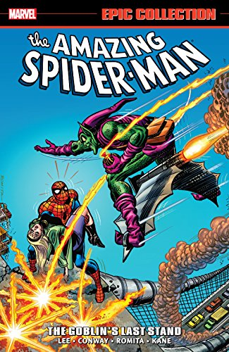 Amazing Spider-Man Epic Collection: The Goblin's Last Stand (Amazing Spider-Man (1963-1998)) (English Edition)