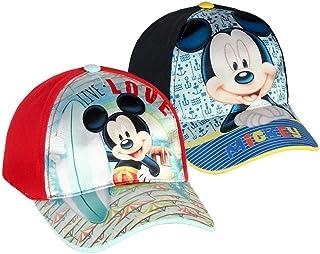 Disney Cappello Unisex-Bimbi