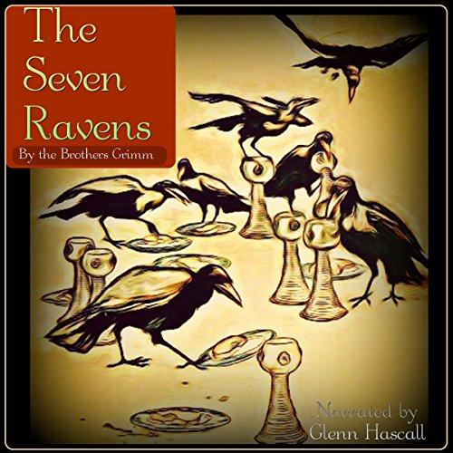 『The Seven Ravens』のカバーアート