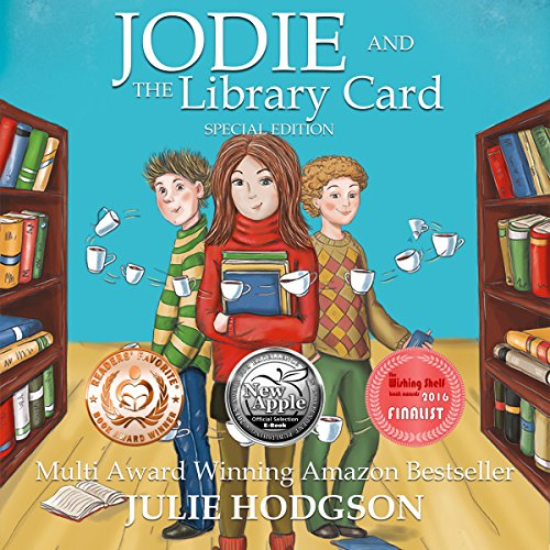 Jodie and the Library Card cover art