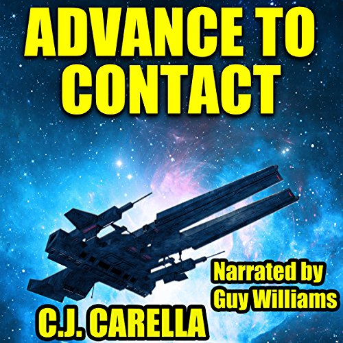 Advance to Contact audiobook cover art