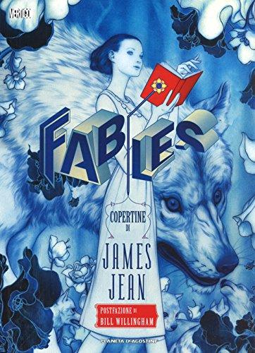 Fables. Copertine di James Jean. Ediz. a colori