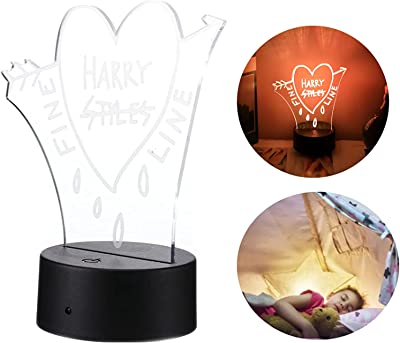 HOKVJ Lámpara De Anime Jujutsu Kaisen Satoru Gojo 3D Led Luz Nocturna para Dormitorio Decoración Regalo De Cumpleaños Satoru Gojo Luz Jujutsu Kaisen Premio