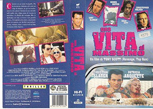 UNA VITA AL MASSIMO (1993) VHS