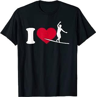 I love slackline T-Shirt