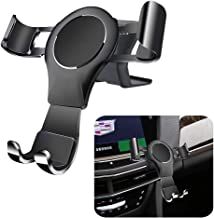 LUNQIN Car Phone Holder for Cadillac CT6 2016-2020 Auto Accessories Navigation Bracket Interior Decoration Mobile Cell Phone Mount