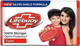 Lifebuoy Total 10 Soap Bar, 125 g