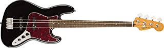 Squier by Fender Classic Vibe 60's Jazz Bass - Laurel - Black