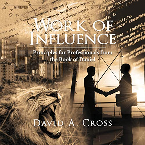 Work of Influence: Principles for Professionals from the Book of Daniel audiobook cover art