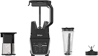 Ninja Duo w/Micro-Juice Technology, 1400-peak-watt Motor for Smoothies & Juices. Blender with DrinkSaver for Freshness (IV701), 72 oz, Black