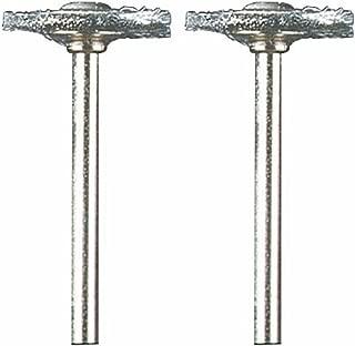 Dremel 428-02 Carbon Steel Brushes (2 Pack), 3/4