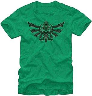 Nintendo Men's Tribal Tri Force T-Shirt
