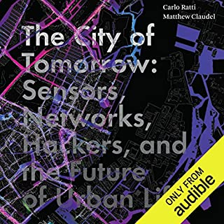 The City of Tomorrow audiobook cover art