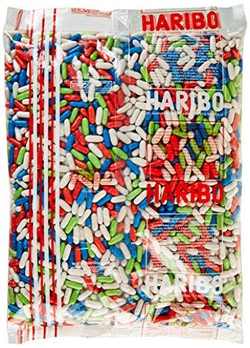 Haribo Bonbon Gélifié Carensac 2 kg - Lot de 3