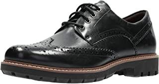 Clarks Batcombe Wing, Derbys Homme, Taille Unique