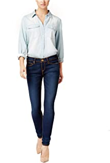Women's Halle Stitched Skinny Jeans