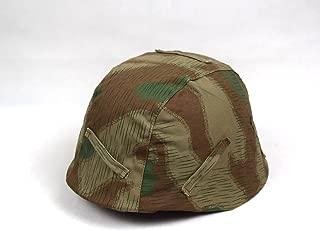 Chengxiang Replica WWII German M35 M40 Helmet Cover Splinter Camo Color