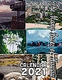The Many Faces of Hawaii Calendar 2021: 18-Month Calendar October 2020 through March 2022