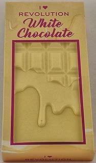 Makeup Revolution I Heart Revolution Eyeshadow Palette, White Chocolate