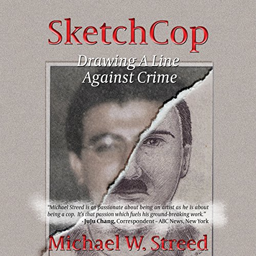 SketchCop audiobook cover art