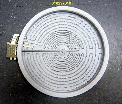 318297810 Range Radiant Surface Element Genuine Original Equipment Manufacturer (OEM) Part