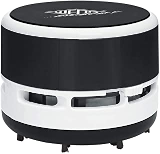 Macabolo Smart Auto Scanning Robot Aspirapolvere Robot Robot Casa Robot Pulizia Pavimento per Animali Domestici Capelli Tappeto /& Fondo duro 23*23*5cm bianco