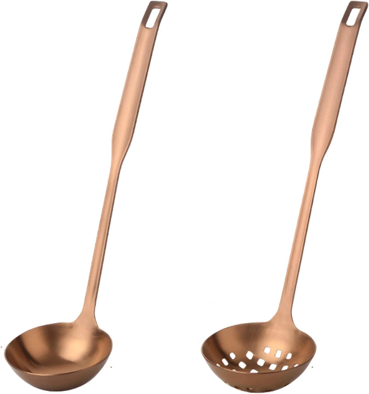 2 Pcs Set Stainless Steel Cooking Polish Manufacturer OFFicial shop OFFicial shop Tool Matt S Long Handle