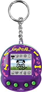 Giga Pets AR Cute Puppy Dog Virtual Animal Pet Toy, Upgraded 2nd Edition with New App, Glossy New Purple Housing Shell, fo...