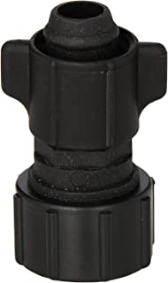 Orbit 2 Pack 1/2 Inch Universal Hose to Faucet Adapter for Drip Irrigation Tube (.620-.710)