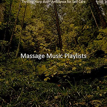 Thrilling Harp duo - Ambiance for Self Care