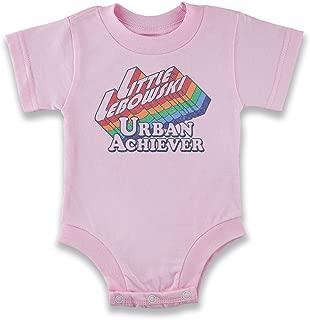 Pop Threads Little Lebowski Urban Achiever Funny Quote Costume Infant Baby Boy Girl Bodysuit