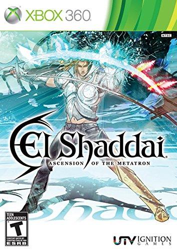 Konami El Shaddai: Ascension of the Metatron - Juego (Xbox 360, Acción, Konami, T (Teen), DVD)