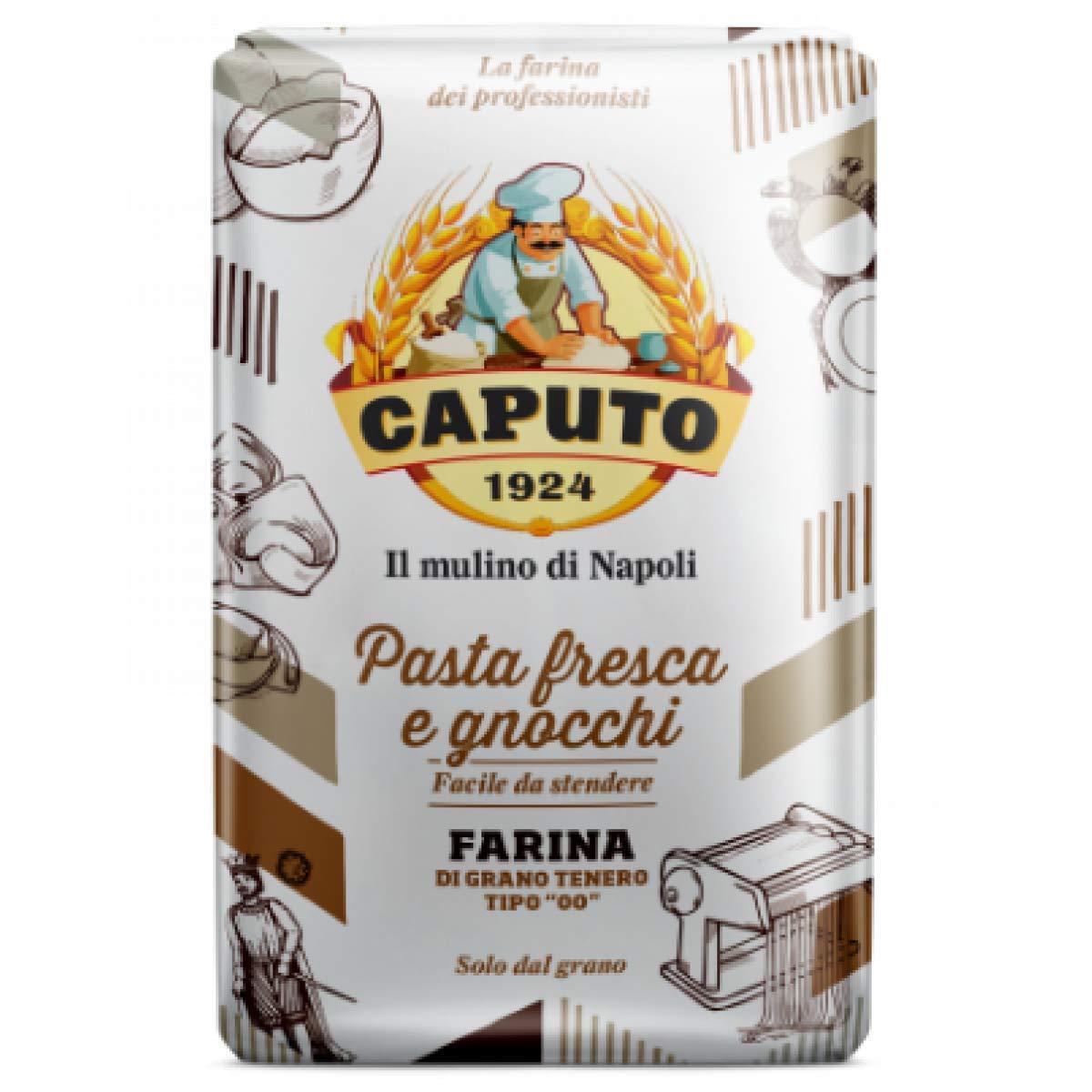 12x Farina Molino Caputo Pasta fresca e gnocchi Napoli Mehl