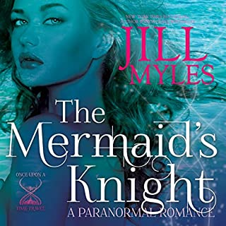 The Mermaid's Knight audiobook cover art