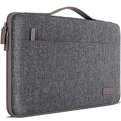 DOMISO 17 Zoll Wasserdicht Laptophülle Laptop Sleeve Case Notebook Hülle Tasche für 17.3