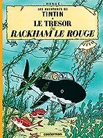 Tresor De Rackham Le Rouge (Aventures De Tintin)