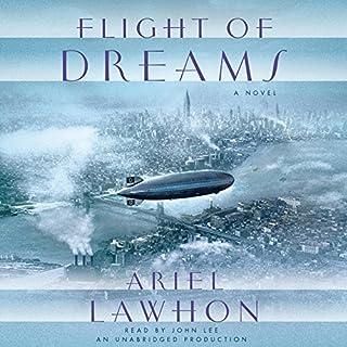 Flight of Dreams audiobook cover art