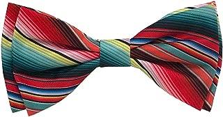 serape bow tie