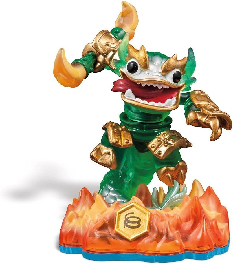 Activision Skylanders SWAP Force JADE FIRE Kraken Hybrid Toy Console Compatible Multi Plateforms by ACTIVISION
