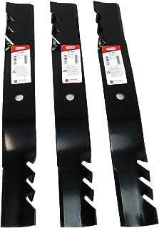 """Unknown Careland (3) G3 Gator Blades for Toro Titan 54"""" Deck ZX5400 ZX5420 115-4999 115-9650-03"""