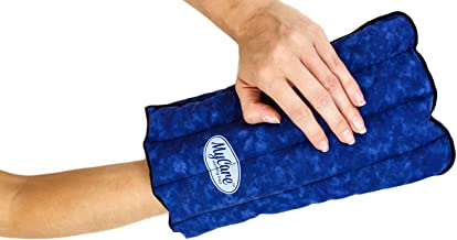 MyCare Heating Pad - Therapy Warming Glove for Arthritis Stiff Soreness and Trigger Finger - Natural Pain Relief for The Hand from Moist Heat for Small to Medium Size Hand