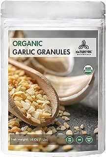 organic garlic sets