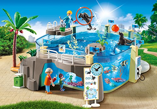 The Playmobil Aquarium is one of the favorite new playmobil sets