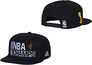 72d1e37f407 adidas Cleveland Cavaliers 2016 NBA Champions Offcial Locker Room Cap -  Black