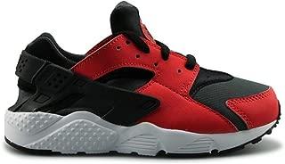HUARACHE RUN (PS) boys fashion-sneakers 704949-800_11C - MAX ORANGE/BLACK-BLACK-ANTHRACITE