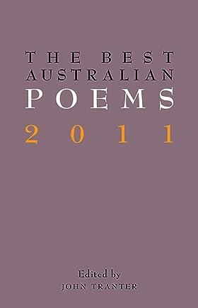 The Best Australian Poems 2011 (English Edition)