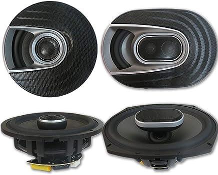 $259 » Polk Audio MM 6x9 Inch 3-Way Car Ultra Marine Speakers + 6.5 Inch 2-way Marine Speakers