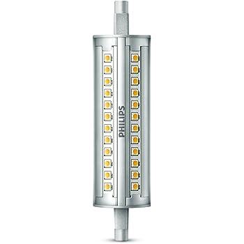 Philips Ampoule LED lin/éaire lumi/ère Blanche froide culot R7s 12/W /équivalent /à 120/W en incandescence 2000/lumens