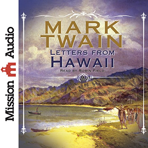 Letters from Hawaii cover art